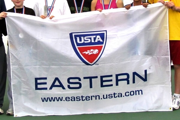 USTA tennis league rating statistics report eastern